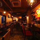 瓦 ダイニング kawara CAFE&DINING 神南本店の雰囲気2