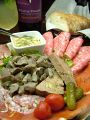 料理メニュー写真お肉屋さんの惣菜盛り合わせ(要予約)