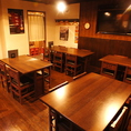 15名様以上で2階宴会席が貸切可能♪ お気軽にお問合せ下さい。