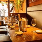 Wine&Dining Cafe BRALIBAの雰囲気3