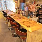 沖縄美ら海鉄板焼き居酒屋 SUNSETの雰囲気3