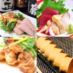 旬菜×焼肉ビアホール Azuma 離れのおすすめ料理1