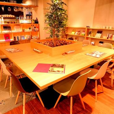 harenohi coffee ハレノヒコーヒー ソラリアプラザ店の雰囲気1