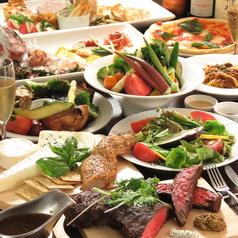 お野菜ダイニング&カフェ SOLVIVA ソルビバ 梅田店のコース写真