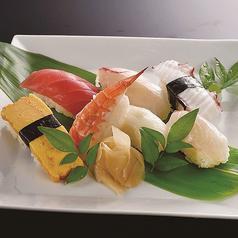 おまかせ寿司8貫盛合せ