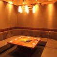 【最上階:6名~12名様完全個室】VIPルーム感覚でご利用いただけます。