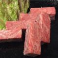 料理メニュー写真上カルビ(黒毛和牛・牝)