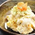 料理メニュー写真手作りポテトサラダ