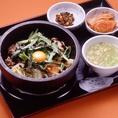 《大阪発祥のお店》石焼ビビンバは30年近く前より、まだ石焼+ビビンバを誰も知らない頃からの看板メニューです♪