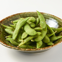 料理メニュー写真黒枝豆