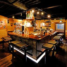 個室 炭火と日本酒 吟助 梅田店の雰囲気1
