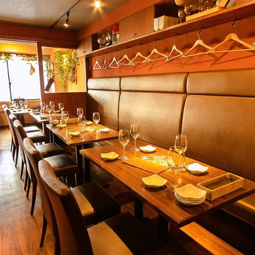 Wine&Dining Cafe BRALIBAの雰囲気1