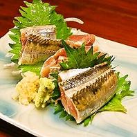 青魚は高鮮度の魚のみを厳選
