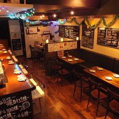 炭火焼き鳥&Bar COCORO 綱島店の雰囲気1