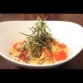 料理メニュー写真ウニとイクラのクリームパスタ