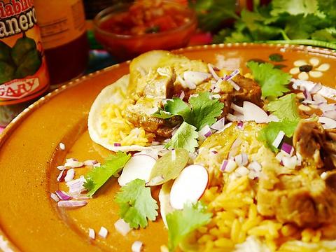 本場のメキシカンならOla Tacos-barへ。うまいタコス×ビールは最高!
