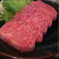 料理メニュー写真タテカルビ(黒毛和牛・牝バラ肉・濃厚味)