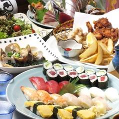 魚がし寿司 まさきよの写真