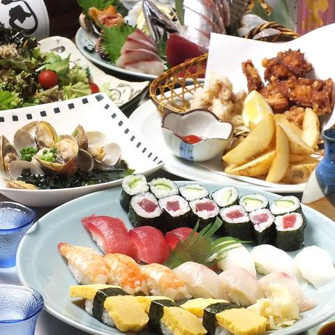 魚がし寿司 まさきよ