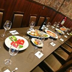 イタリアンレストラン めぐるの雰囲気1