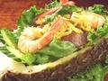 料理メニュー写真南部地方のパイナップル炒飯