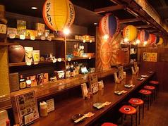 沖縄市場食堂 琉金の写真