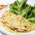 料理メニュー写真バインセオ(ベトナム風お好み焼き)