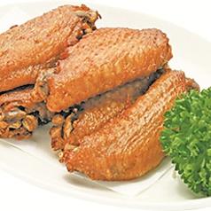 手羽先の唐揚げ(5個)/鶏軟骨の唐揚げ