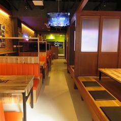 韓国料理ステーション ホンデモッバンの雰囲気1