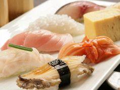 料理メニュー写真【和】握り鮨盛り合わせ(3カン)