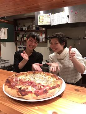 PIZZAOKA ピザオカの雰囲気1