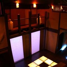 カーヴ隠れや 熊谷店の雰囲気1