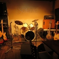 ◆◇貸切設備:バンドセットございます◇◆