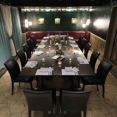 ◆会合◆20名様から水辺の庭園席を貸切。大切なご宴会や会合にも◎※使用料要相談
