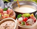料理メニュー写真ベジロール豆乳美人鍋