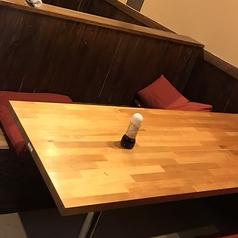 【2階席】4人掛けテーブル×3席
