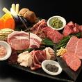 【究極の肉宴会をくら乃で】各種ご宴会に最適なコースは3850円・4950円の2種類から選べます。+1650円にて飲み放題をお付けいただけます。