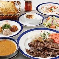 当店の本格トルコ料理はお客様だけの≪特別な味★≫