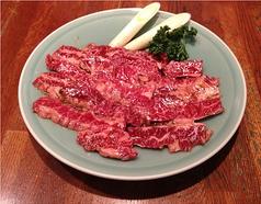 焼肉レストラン カルネ 小作のコース写真