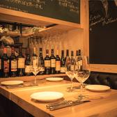 会社の飲み会や打上げに最適なテーブル席!禁煙席ですので、ゆったり食事を楽しみたい方におすすめ!