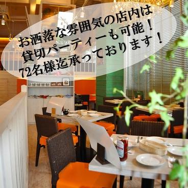 シナモンズ レストラン Cinnamon's Restaurant 横浜 山下店の雰囲気1