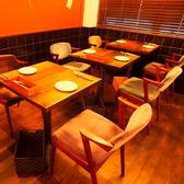 【2F】2~10名様用テーブル席