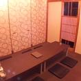 ご希望の個室でのご予約は平日が狙い目です☆NET予約なら24時間受付中!