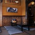 【お座敷テーブル・6名様】鳥吉吾妻店のスタンダードなお席です★広々とした座敷ですので【ご家族連れ】などにもおススメ♪みんなでワイワイと楽しく過ごせます◎
