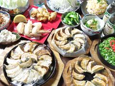 博多餃子舎 鉄なべ 西池袋店のコース写真