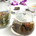 【飲み放題もOK★中国茶全20種】千日紅仙桃花のエキス。神経をリラックスさせ、高血圧、目の疲れにも効果的な高級ジャスミン茶。