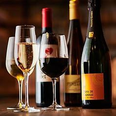 ワインと串カツ GINZA 六覺燈 Vinのコース写真
