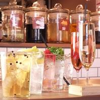 充実の飲み放題。桜木町でワインを飲むなら「はなたれ」