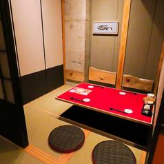 日本酒とSAKANA 魚や 栄店の雰囲気1