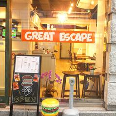 GREAT ESCAPE グレイトエスケイプ の写真